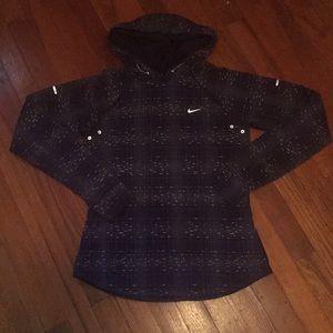 Navy Blue Dri-Fit hoodie